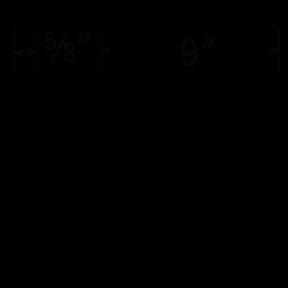 8″ Round Sky Panel™