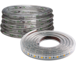*Outdoor & Flat* 120V LED Rope Light